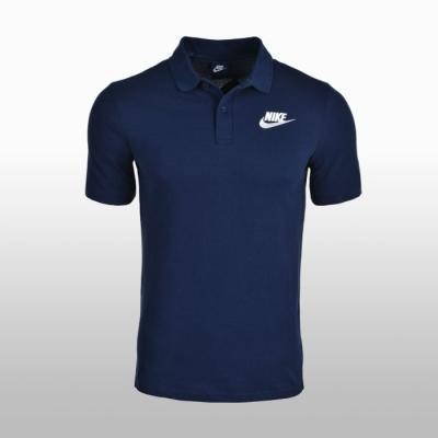 Tricou polo bumbac Nike M Nsw Polo Pq Matchup bleumarin Barbati
