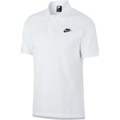Tricouri Polo Nike Match Up pentru Barbati alb