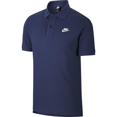Tricouri Polo Nike Match Up pentru Barbati bleumarin