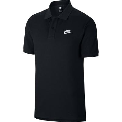 Tricouri Polo Nike Match Up pentru Barbati negru