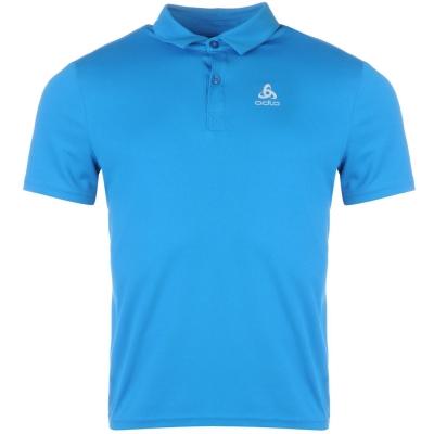 Tricouri Polo Odlo Cardada pentru Barbati albastru