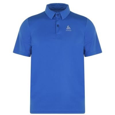 Tricouri Polo Odlo Cardada pentru Barbati horizon albastru