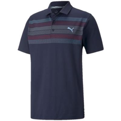 Tricouri Polo Puma Cloudspun pentru Barbati bleumarin blazer