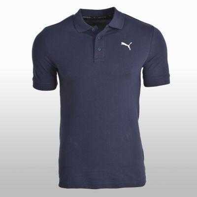 Tricou Polo bleumarin Puma Ess Pique Polo Barbati