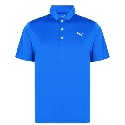 Tricouri Polo Puma Icon pentru Barbati albastru