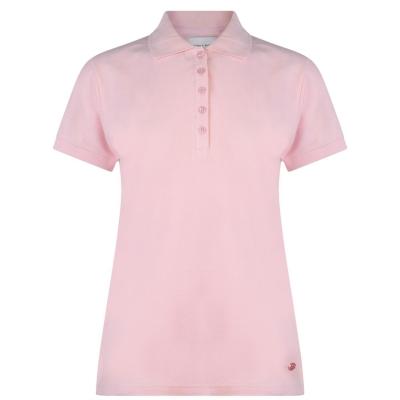 Tricouri Polo Rock and Rags pentru Femei roz