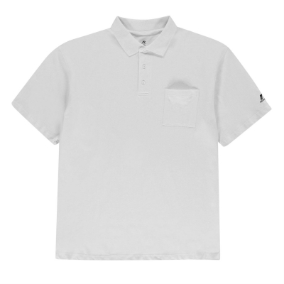 Tricouri Polo Russell Athletic XL pentru Barbati alb