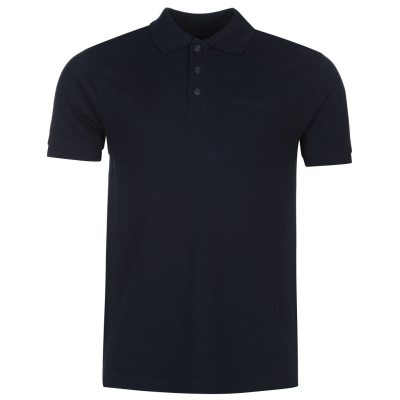 Tricouri polo simple Pierre Cardin pentru Barbati bleumarin