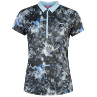 Tricouri Polo Slazenger Fashion cu Maneca Scurta Golf pentru Femei