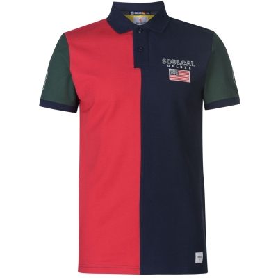 Tricouri Polo SoulCal Deluxe Cut and Sew