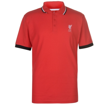 Tricouri Polo Source Lab Liverpool pentru Barbati rosu