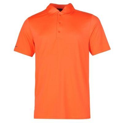 Tricouri Polo Sunice Maddox Golf pentru Barbati hot coral