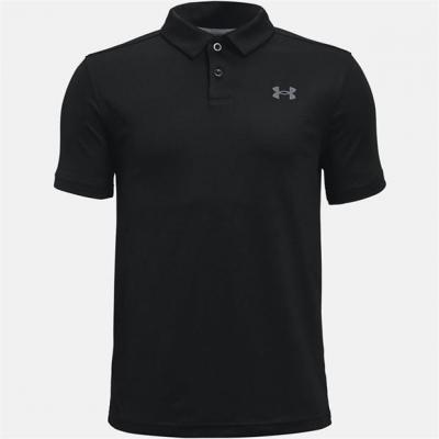 Tricouri Polo Under Armour pentru Barbati negru gri