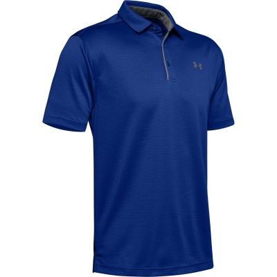 Tricouri Polo Under Armour Tech pentru Barbati albastru