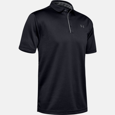 Tricouri Polo Under Armour Tech pentru Barbati negru