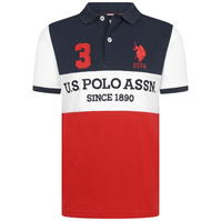 Tricouri polo Tricouri Polo US Assn Player