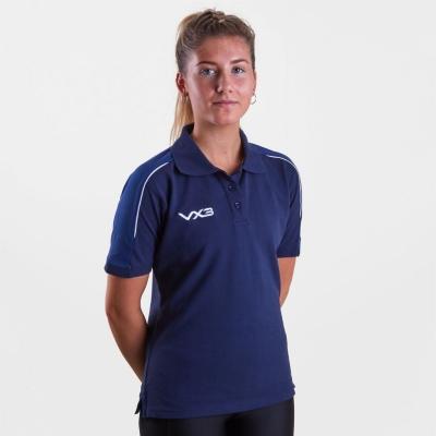 Tricouri Polo VX-3 Pro pentru femei bleumarin