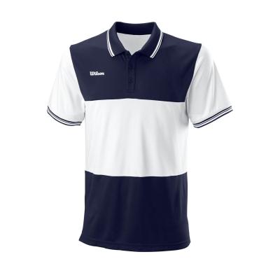 Tricouri polo Wilson Team pentru barbati bleumarin