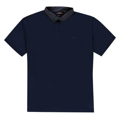 Tricouri Polo Pierre Cardin XL pentru Barbati bleumarin