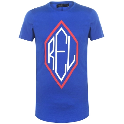 Tricouri Religion Religion Primary pentru Barbati bright albastru