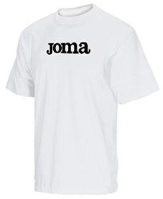 Tricouri Joma T- bumbac alb cu maneca scurta  10 94110001