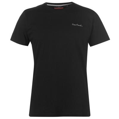 Tricouri simple sport Pierre Cardin pentru Barbati negru