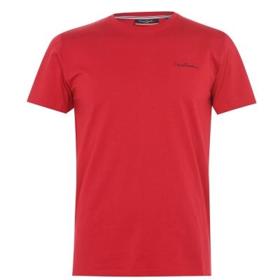 Tricouri simple sport Pierre Cardin pentru Barbati rosu