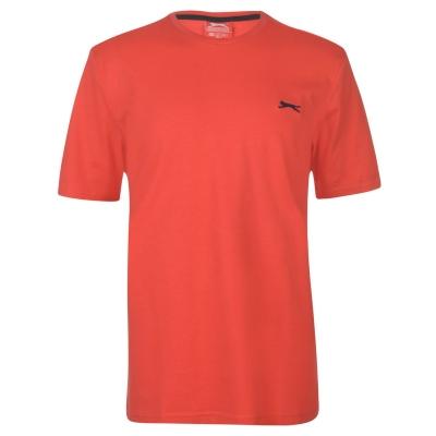 Tricouri simple sport Slazenger pentru Barbati rosu