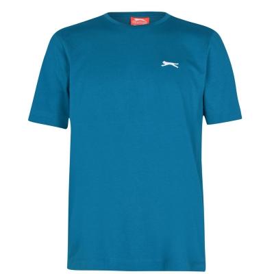 Tricouri simple sport Slazenger pentru Barbati bleu