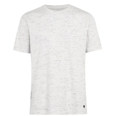 Tricouri simple sport SoulCal pentru Barbati alb space