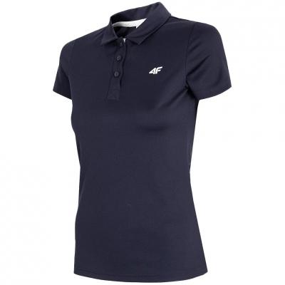 Tricouri sport Functional 4F bleumarin H4L21 TSDF080 31S pentru femei