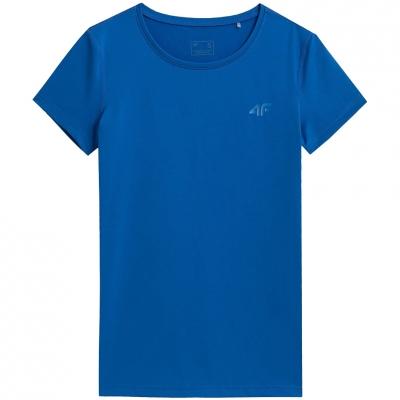 Tricouri sport Functional 4F Cobalt NOSH4 TSDF352 36S pentru femei