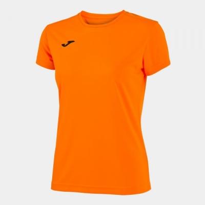 Tricouri sport Joma T- Combi Orange cu maneca scurta portocaliu