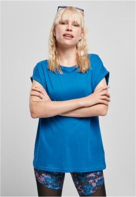 Tricouri sport largi femei sporty-albastru Urban Classics