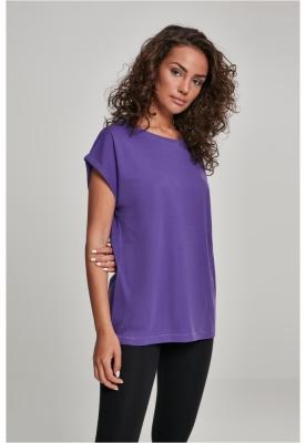 Tricouri sport largi femei violet Urban Classics