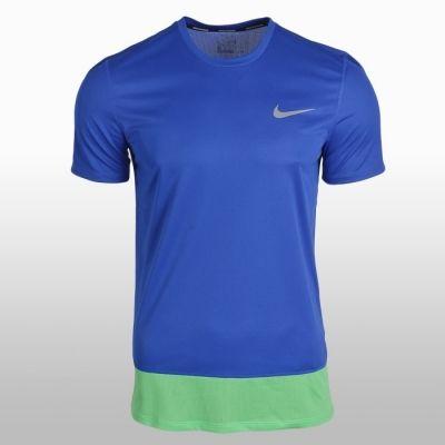 Tricouri sport alergare cu Nike Brthe Rapid Barbati