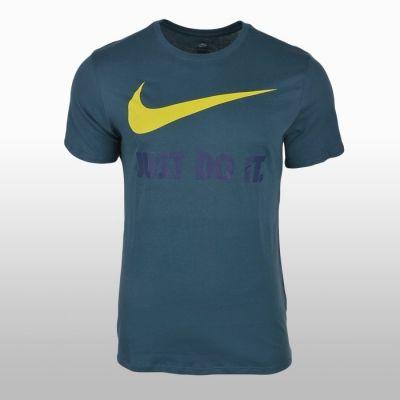 Tricou bumbac Nike M Nsw Tee Jdi Swoosh New Barbati