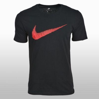 Tricouri sport Nike Tee-hangtag Swoosh Barbati