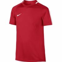 Tricou Nike NK Dry Top SS Academy rosu 832969 657 pentru copii