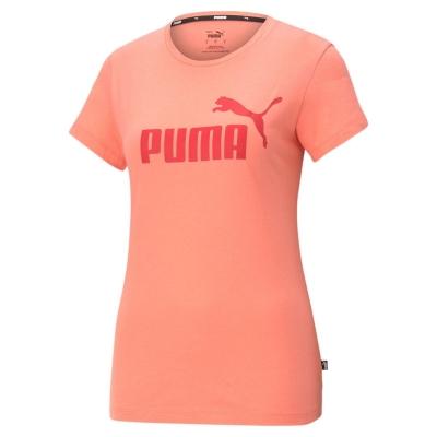Tricouri sport Tricou cu logo Puma Big - pentru Femei georgia roz