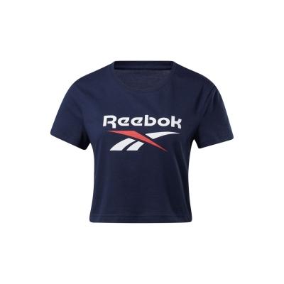 Tricouri sport Tricou cu logo Reebok Classics Big - pentru Femei