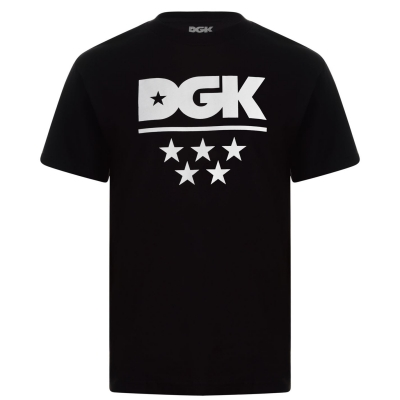 Tricouri Tricou cu imprimeu DGK DGK - pentru Barbati