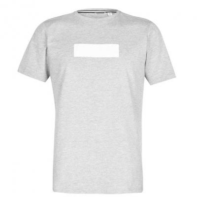 Tricouri Tricou cu logo Bjorn Borg Box - gri