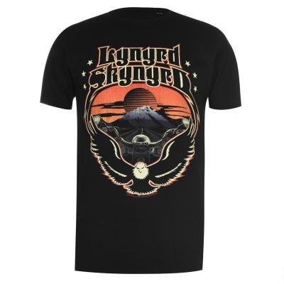 Tricouri Tricou cu logo Official Lynrd Skynyrd - pentru Barbati