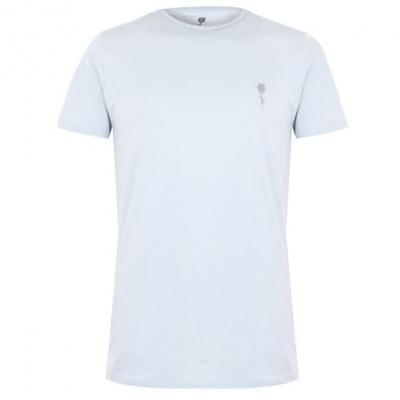 Tricouri Tricou cu logo Rose London Small - sky albastru