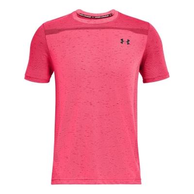 Tricouri Under Armour Vanish pentru Barbati roz