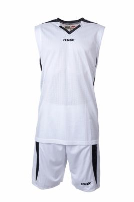 Tripoli Bianco Nero Max Sport pentru baschet