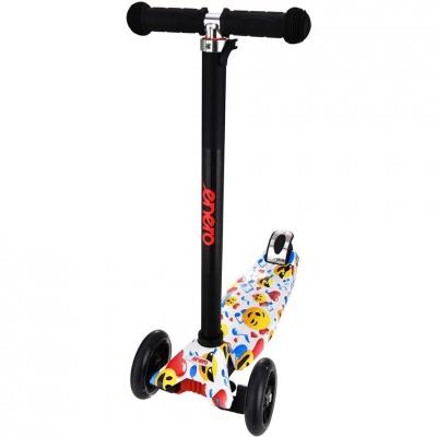 Trotinete 3-wheel Balance Enero Maxi Smile 1028729