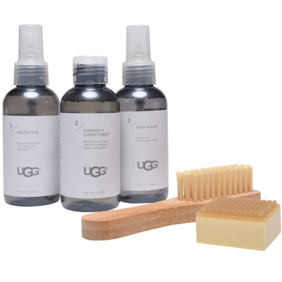 Ugg Sheepskin and Suede Care Kit