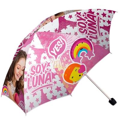 Umbrela roz Soy Luna